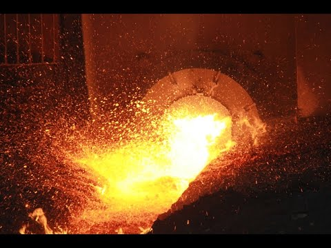 Blast Furnace - YouTube