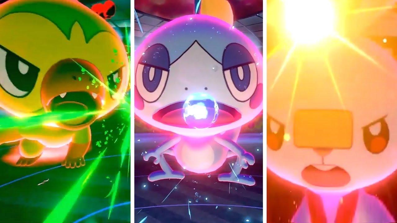 Pokemon Sword Shield Dynamax Pokemon Reveal Trailer Nintendo