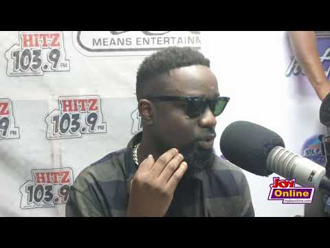 I recorded 'Bars' with M.anifest, we have other songs together - Sarkodie