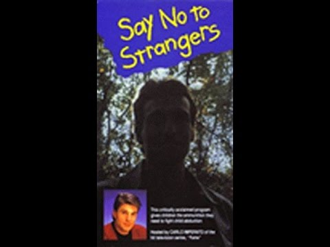Say No To Strangers with Carlo Imperato