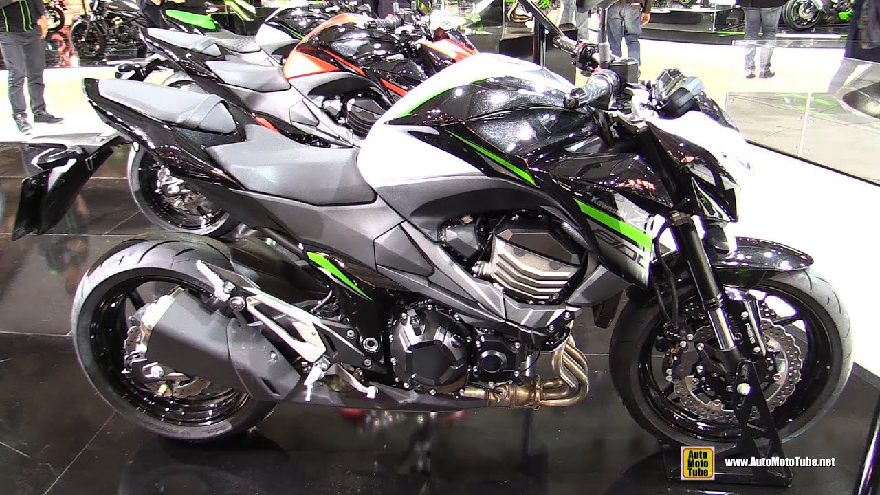 2016 kawasaki z800 eversion walkaround 2015 eicma milan youtube. Black Bedroom Furniture Sets. Home Design Ideas