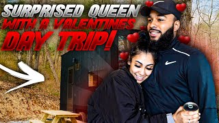SURPRISING MY GIRLFRIEND WITH A GET AWAY TRIP