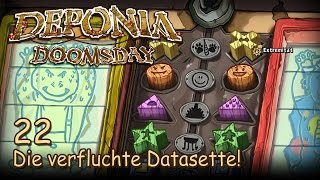 Deponia Doomsday [22] [Die verfluchte Datasette] [Twitch Gameplay Let's Play Deutsch German] thumbnail