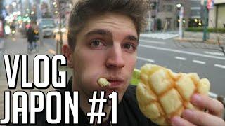 VLOG TOKYO #1 | LOCAUX BANDAI NAMCO ET MELON PAN