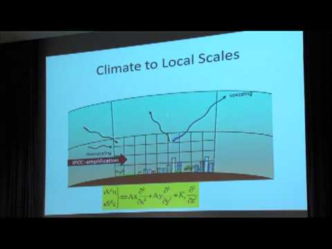 """Climate Change in Urban Areas"""