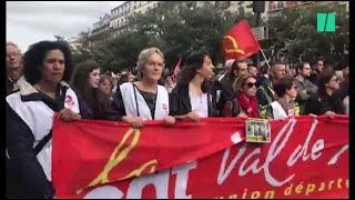 Revivez la manifestation anti-loi Travail comme si vous y étiez