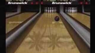 Brunswick Pro Bowling: My First Tourney RD 3
