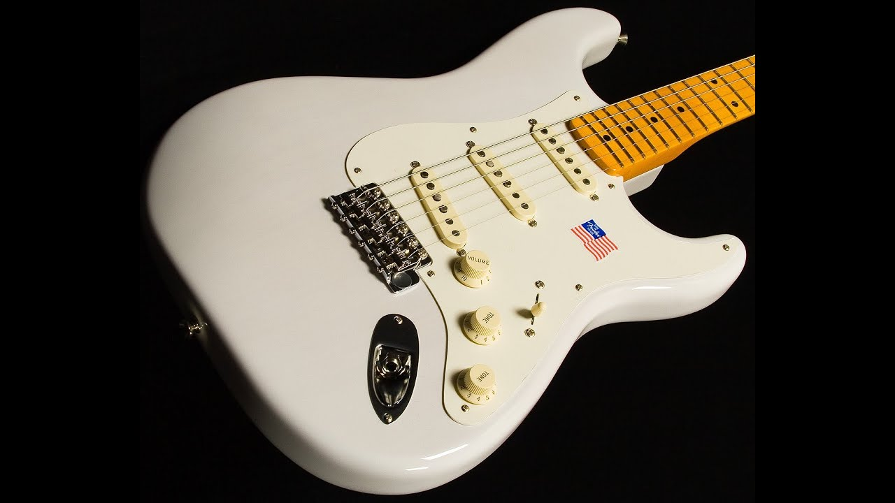 Fender Custom Shop Eric Johnson Signature Stratocaster Sn Ej14846