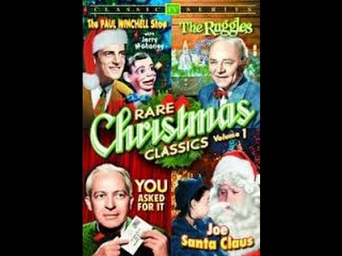 The Ruggles, Christmas Eve 1949... Great Holiday Movie!