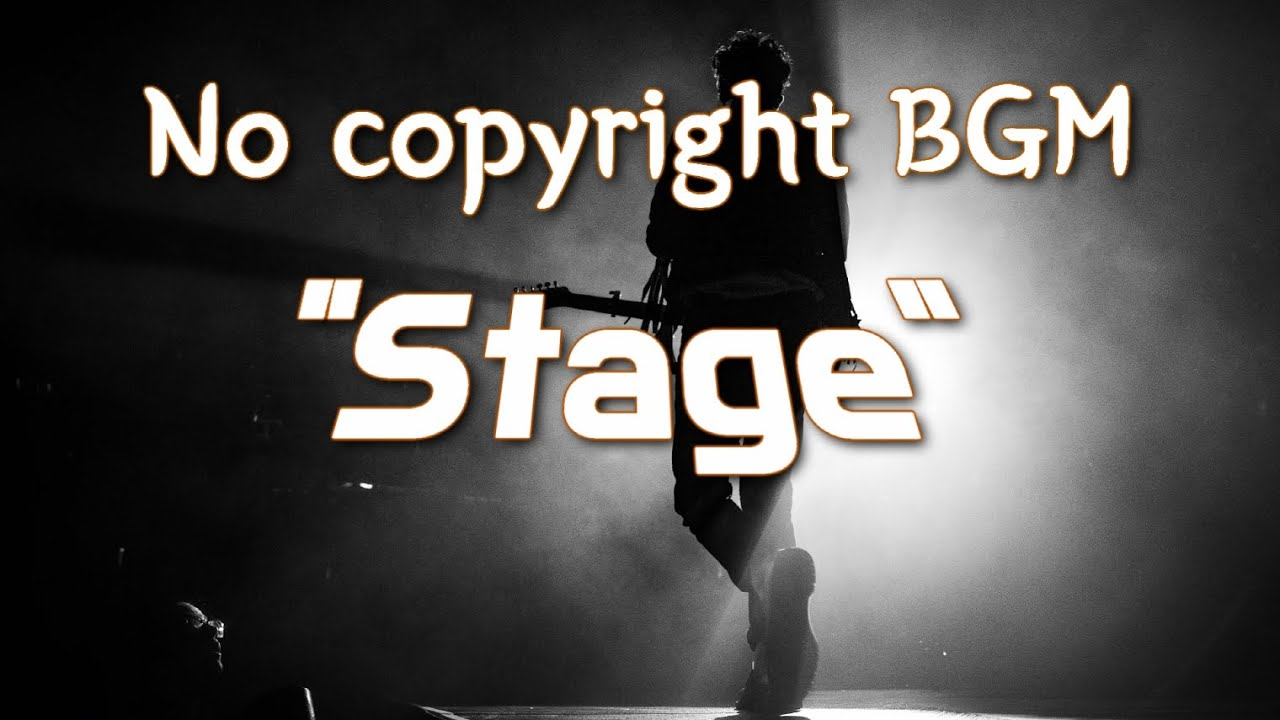 """""""Stage"""" (No Copyright Music produced by Tapping OH)"""