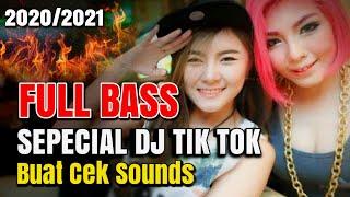 Download DJ TIKTOK FULL BAS BUAT CEK SOUNDS (1 JUTA DI DENGAR)