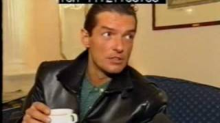 Falco Interview in England Part 2