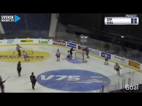 Alexander Holtz 3G 1A vs Vallentuna | J18 Elit | Sep 22 2017