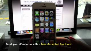 Unlock iPhone 6S, 6S+, 6, 6+, 5, 5S, 5C - How to Factory any Unlock iPhone to use on other Networks