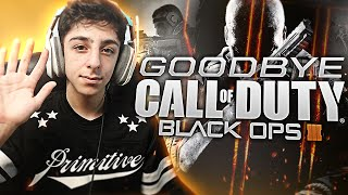 GOODBYE BO3... FOR NOW! (SCARY GHOST STORY)   FaZe Rug