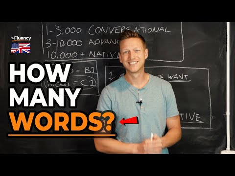 How Many Words Do You Need To Know To Speak English With Confidence? Watch This To Find Out!