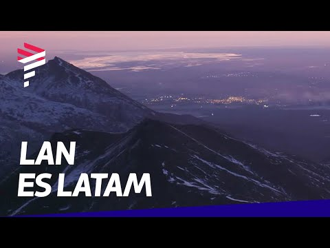 Ahora LAN es LATAM