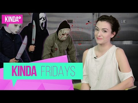 A Silent But Deadly Interview | Kinda Fridays ft. Natasha Negovanlis