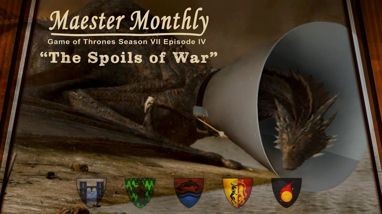 """Download Quill & Tankard E7 Game of Thrones 7.04 """"The Spoils of War""""  w/ BryndenBFish"""