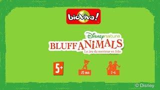 Bioviva Disneynature - Démo Bluff Animals