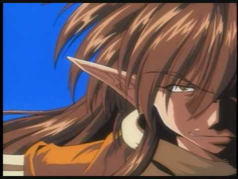 Saiyuki Goku with out his limiter