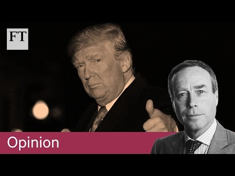 Lionel Barber on FT Trump interview | Opinion