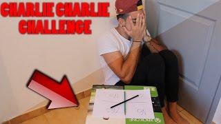 CHARLIE CHARLIE CHALLENGE ! (FR)