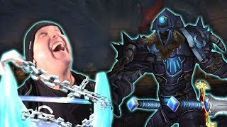CHAINED TO THE FLOOR - Frost DK Rated Arena Highlights - Legion 7.2.5