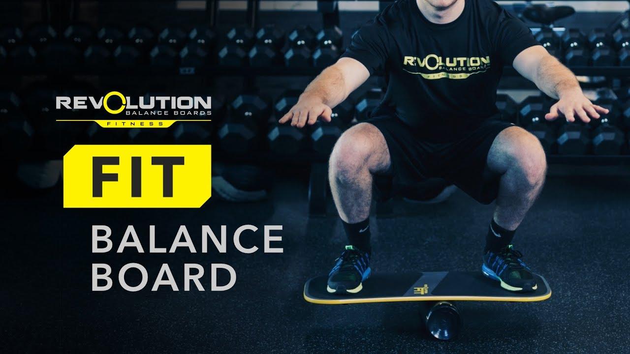 Revolution Balance Boards Fitness Training | Balance Training