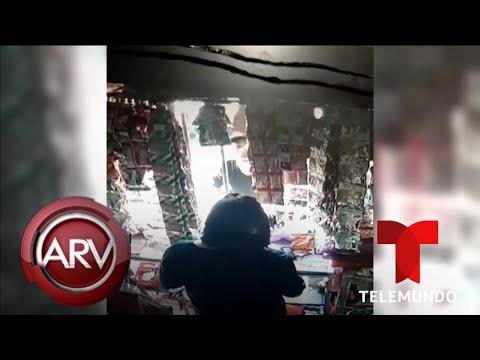 sicario-ejecuta-a-una-adolescente-en-plena-tienda-de-guatemala- -al-rojo-vivo- -telemundo