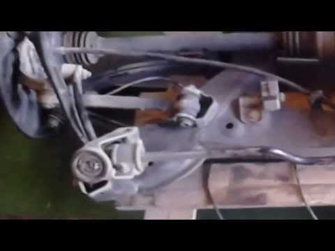 Toyota Of Plano >> Desmontar eje trasero - YouTube