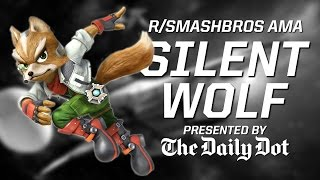 Mindsets and Melee: Silent Wolf | r/Smashbros AMA