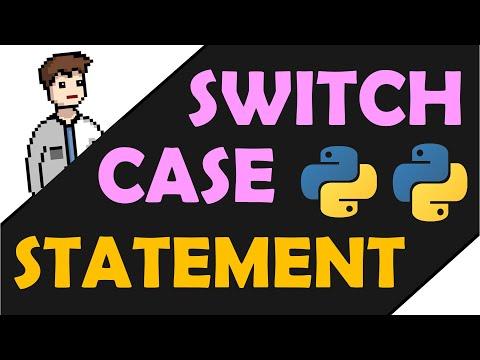 Switch-Case Statement In Python