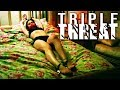 Triple Threat (Action Feature Film, English, Full Length) Free Crime Adventure Movie Online