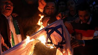 İntifada çağrısına Hizbullah'tan destek
