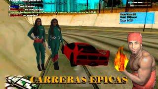 CARRERAS ÉPICAS DE GTA