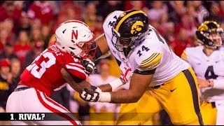 Is Iowa Nebraska's Rival? Hail Varsity No Huddle S4 E10