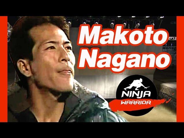 Makoto Nagano Ninja Warrior SASUKE 26 - Guerrero Ninja | Video en Español
