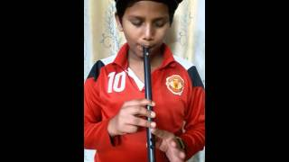 INDIAN NATIONAL ANTHEM INSTRUMENTAL ( FLUTE )