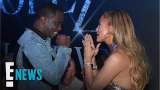 "Jennifer Lopez Reunites With Ex Sean ""Diddy"" Combs 