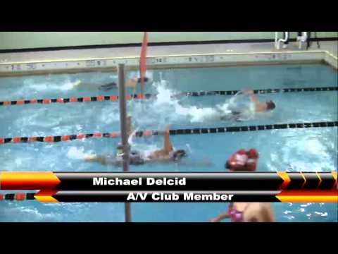 MHS Boys & Girls Swim Meet vs Hoboken 1-3-15
