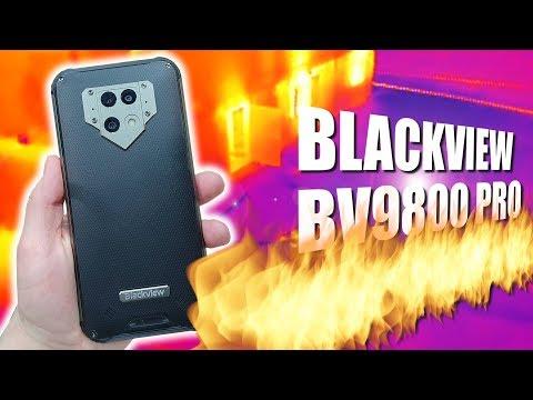 Blackview BV9800 Pro: что известно? Стоит ждать смартфон с тепловизором???📱