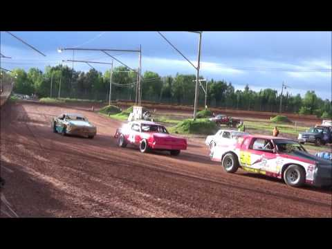 Stock car race 6-24-17