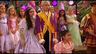 Сериал Disney - Остин & Элли (Сезон 3 Серия 8) Принцессы и призы
