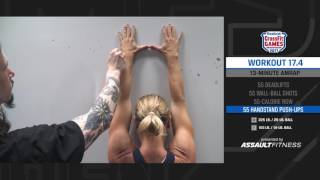 Repeat youtube video Open Workout 17.4 Standards