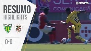 Highlights   Resumo: Tondela 0-0 Santa Clara (Liga 19/20 #4)