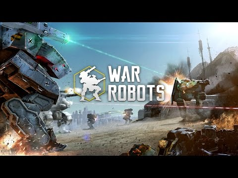 War Robots is an action-packed multiplayer game with 6 vs. 6 team battles in real-time! Join the ranks of the Metal Warriors!