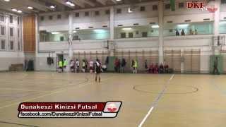 Debreceni EAC - Dunakeszi Kinizsi 2014.02.08 Női