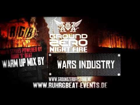 Ground Zero - Ruhr'G'Beat Stage - Wars Industry warm up mix