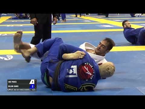 Luiz Panza Vs Dillon Danis / World Championship 2017